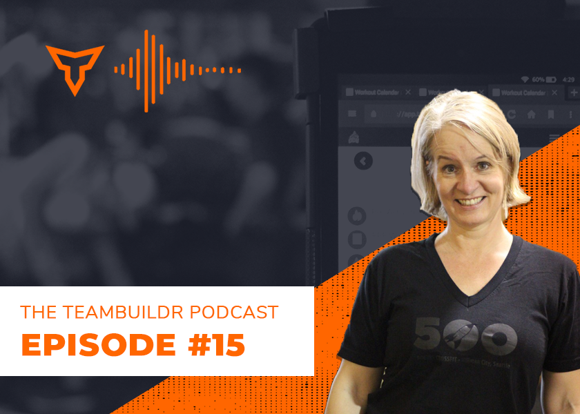 Episode #15: Inclusivity in CrossFit and Lessons from Gym Ownership with Alyssa Royse