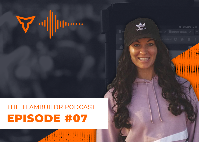 Episode 07: Youth Training, Meditation & Hitting Rock Bottom as a Strength Coach with Erica Suter
