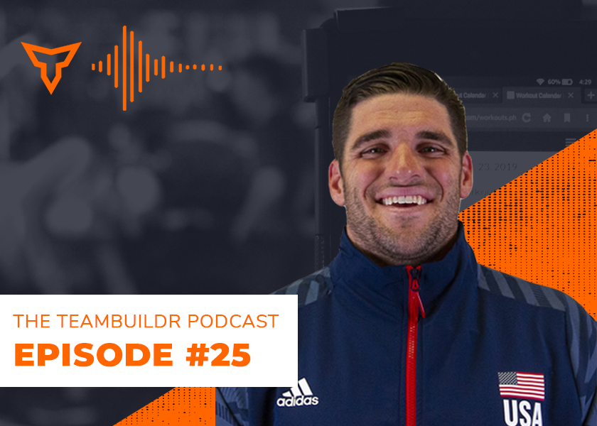 Episode #25: Navigating the Role of a Young Strength Coach for USA Beach Volleyball with Chris Hartford