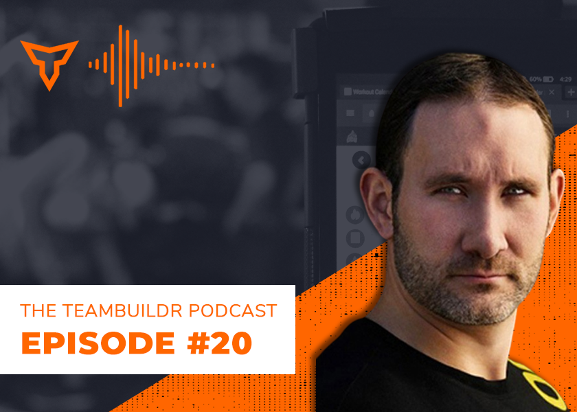 Episode #20:Let's Talk About Athlete Recovery with Joel Jamieson