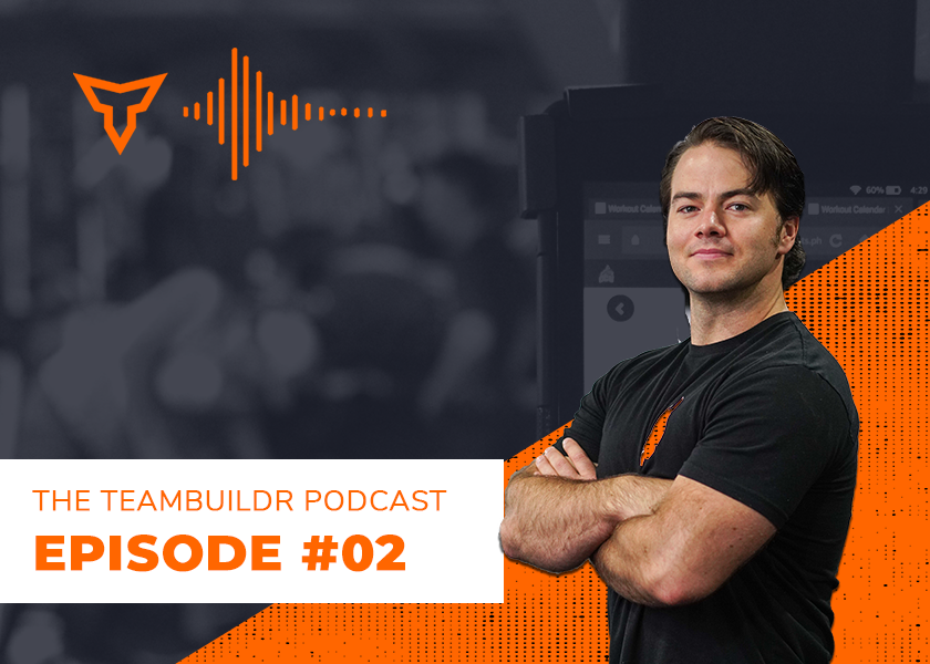 Episode 02: Lax, Power Blocks, and Online Remote Coaching with Tex McQuilkin